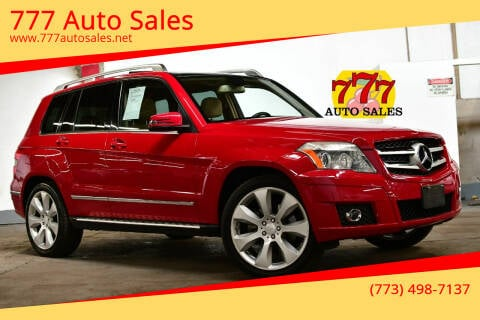 2010 Mercedes-Benz GLK for sale at 777 Auto Sales in Bedford Park IL