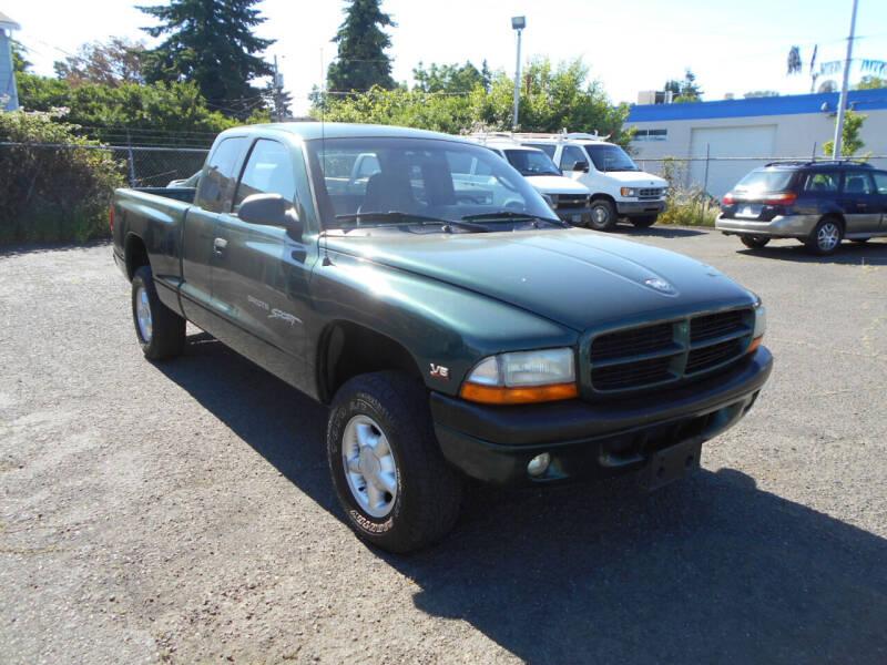 2000 Dodge Dakota for sale at Family Auto Network in Portland OR