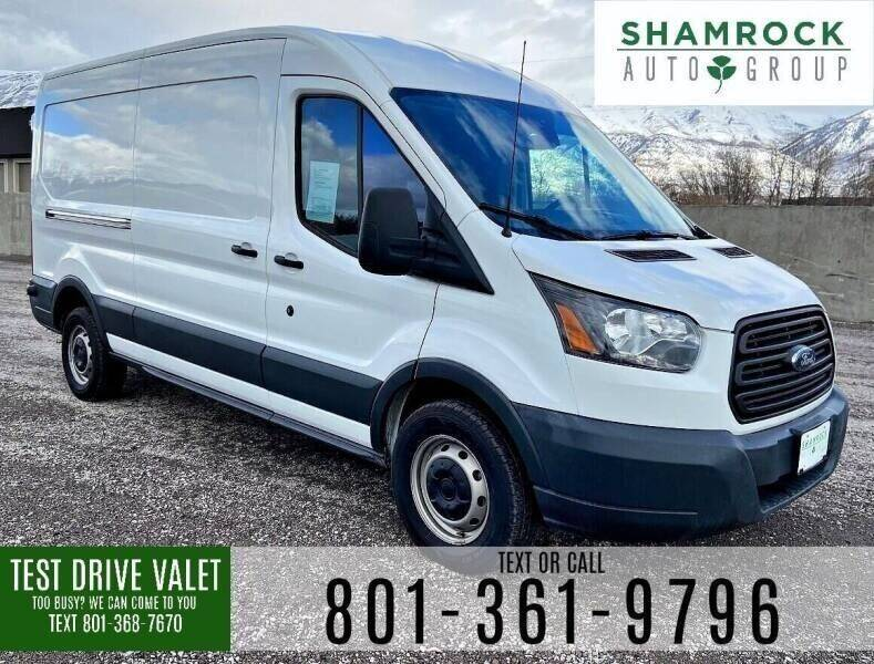 2017 Ford Transit Cargo for sale at Shamrock Group LLC #1 in Pleasant Grove UT
