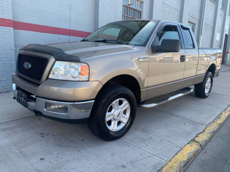 2004 Ford F-150 for sale at Jordan Auto Group in Paterson NJ