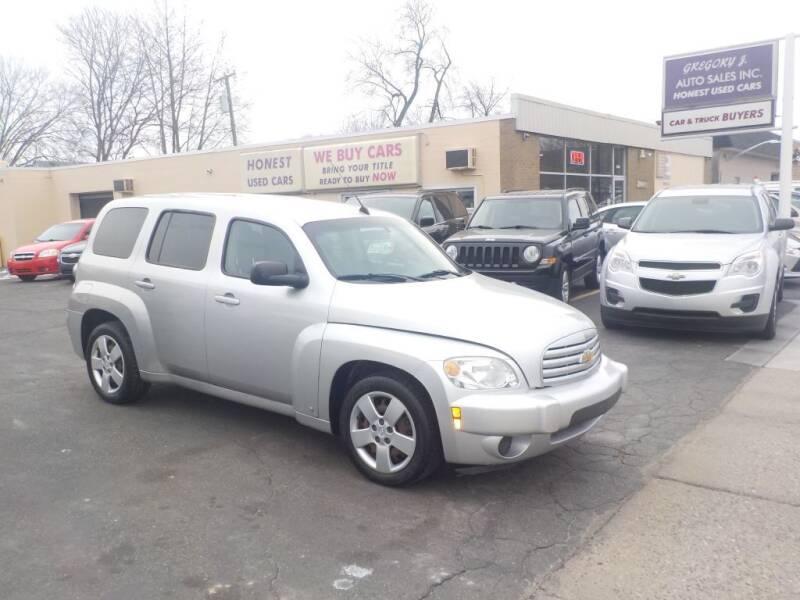 2011 Chevrolet HHR for sale in Roseville, MI