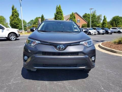 2018 Toyota RAV4 for sale at Southern Auto Solutions - Lou Sobh Honda in Marietta GA