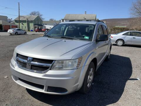2009 Dodge Journey for sale at VINNY AUTO SALE in Duryea PA