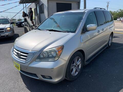 2008 Honda Odyssey for sale at Rock Motors LLC in Victoria TX
