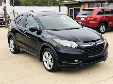 2016 Honda HR-V for sale at Safeen Motors in Garland TX