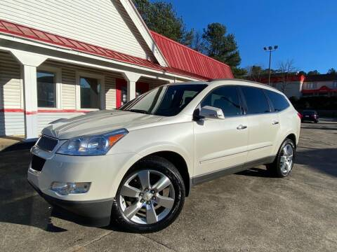 2011 Chevrolet Traverse for sale at Car Online in Roswell GA