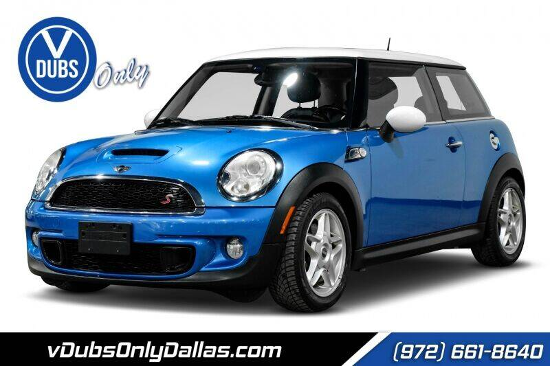 2011 MINI Cooper for sale at VDUBS ONLY in Dallas TX