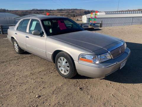 2005 Mercury Grand Marquis for sale at TRUCK & AUTO SALVAGE in Valley City ND