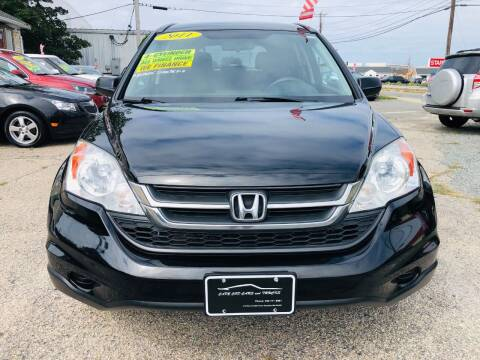 2011 Honda CR-V for sale at Cape Cod Cars & Trucks in Hyannis MA