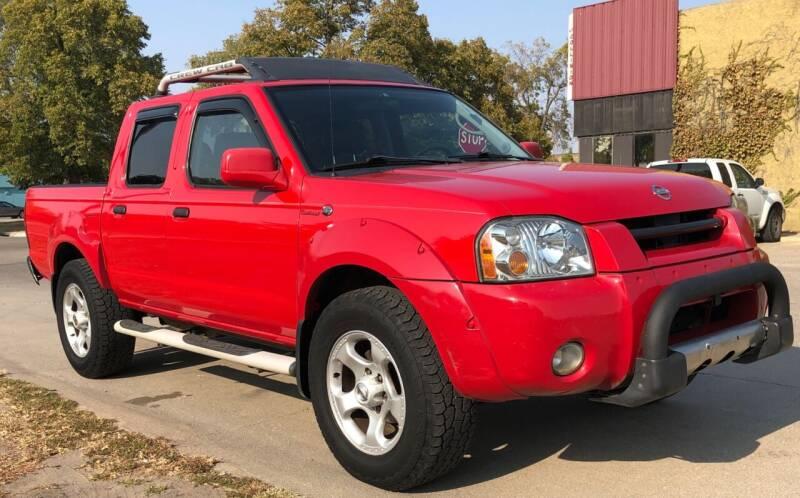 2003 Nissan Frontier for sale at El Tucanazo Auto Sales in Grand Island NE