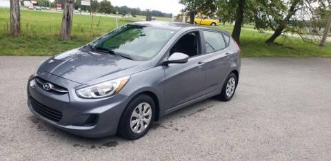 2015 Hyundai Accent for sale at Elite Auto Sales in Herrin IL