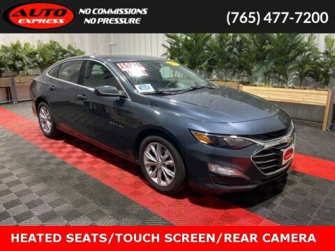 2019 Chevrolet Malibu for sale at Auto Express in Lafayette IN