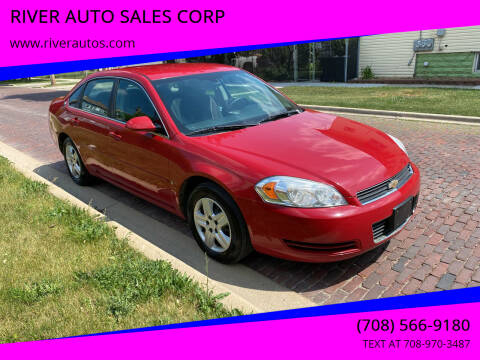 2007 Chevrolet Impala for sale at RIVER AUTO SALES CORP in Maywood IL