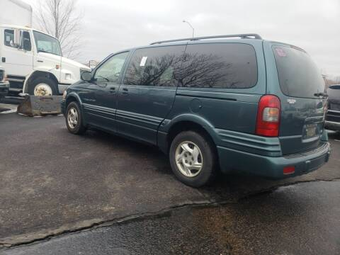 1998 Pontiac Trans Sport for sale at Geareys Auto Sales of Sioux Falls, LLC in Sioux Falls SD