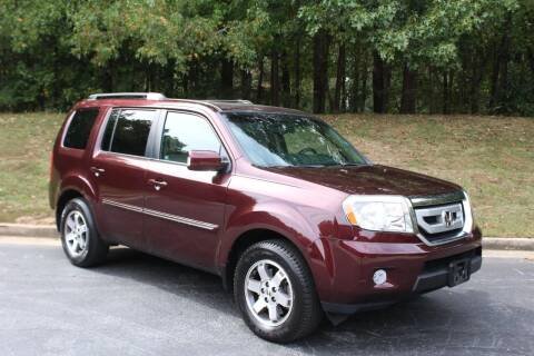 2011 Honda Pilot for sale at El Patron Trucks in Norcross GA