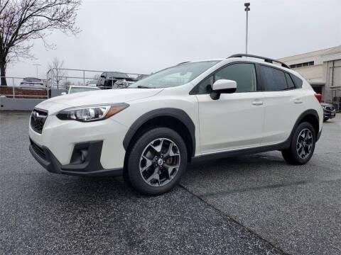 2018 Subaru Crosstrek for sale at CU Carfinders in Norcross GA