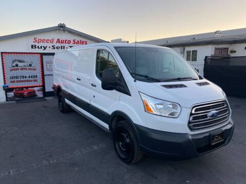 2015 Ford Transit Cargo for sale at Speed Auto Sales in El Cajon CA