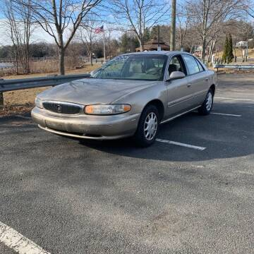 2002 Buick Century for sale at Allen's Affordable Auto in Southwick MA