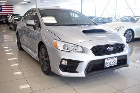 2018 Subaru WRX for sale at Legend Auto in Sacramento CA