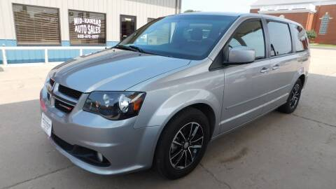 2017 Dodge Grand Caravan for sale at Mid Kansas Auto Sales in Pratt KS
