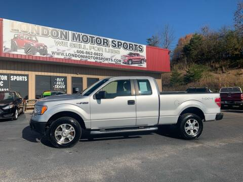2010 Ford F-150 for sale at London Motor Sports, LLC in London KY
