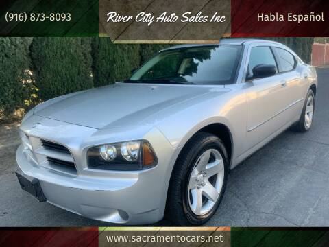 2008 Dodge Charger for sale at River City Auto Sales Inc in West Sacramento CA