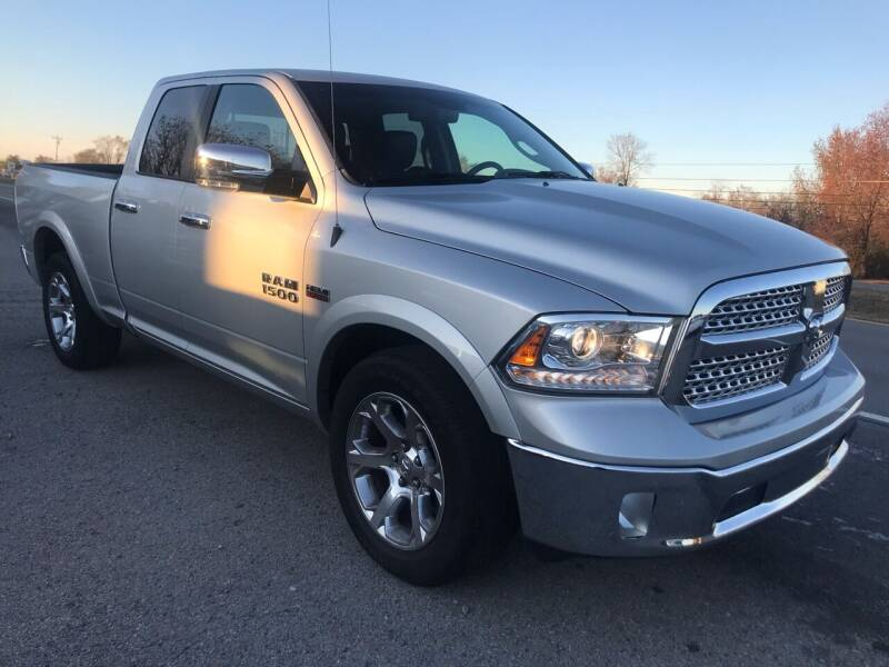 2017 RAM Ram Pickup 1500 for sale at Tennessee Auto Brokers LLC in Murfreesboro TN