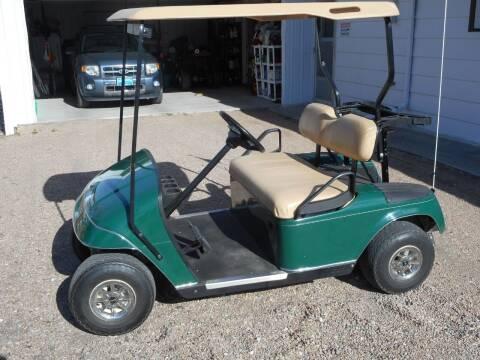 2001 E-Z-GO Golf Car