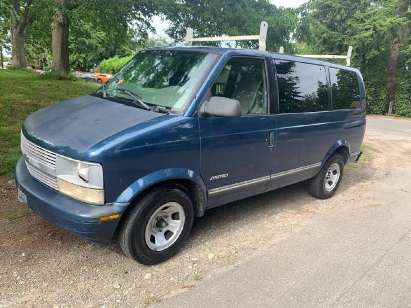 1998 Chevrolet Astro for sale at Washington Auto Loan House in Seattle WA