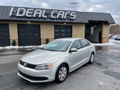 2012 Volkswagen Jetta for sale at I-Deal Cars in Harrisburg PA