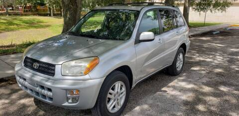 2003 Toyota RAV4 for sale at The Auto Adoption Center in Tampa FL