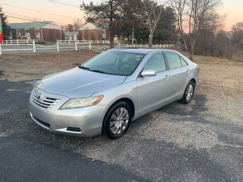 2007 Toyota Camry for sale at Lux Car Sales in South Easton MA