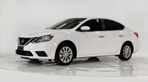 2019 Nissan Sentra for sale at Houston Auto Credit in Houston TX