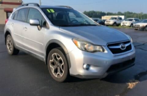 2013 Subaru XV Crosstrek for sale at BSA Pre-Owned Autos LLC in Hinton WV