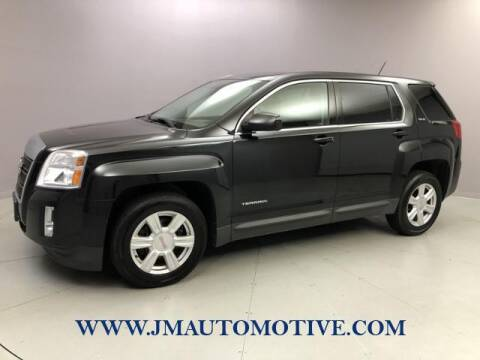 2015 GMC Terrain for sale at J & M Automotive in Naugatuck CT