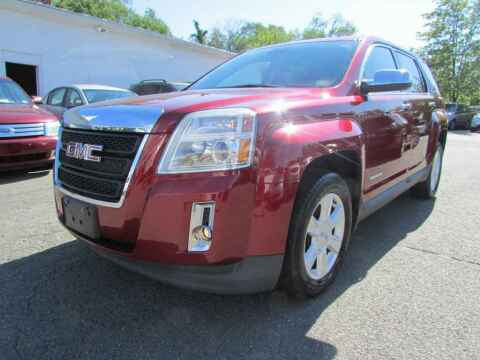 2012 GMC Terrain for sale at Purcellville Motors in Purcellville VA
