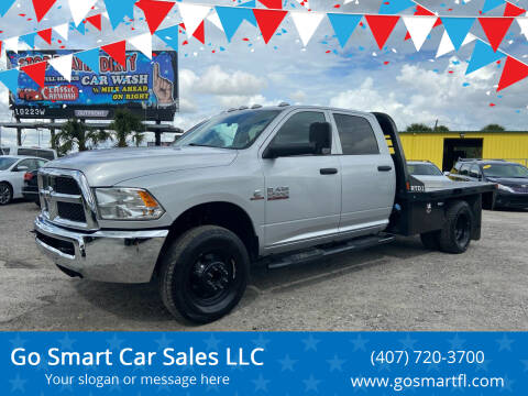 2018 RAM Ram Chassis 3500 for sale at Go Smart Car Sales LLC in Winter Garden FL