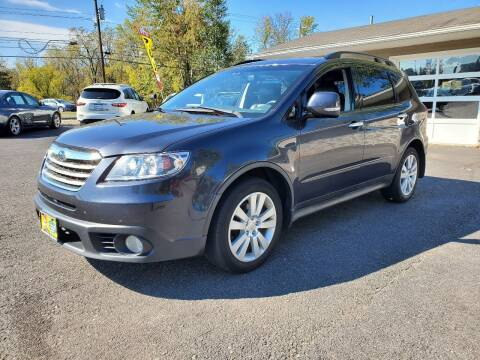 2013 Subaru Tribeca for sale at AFFORDABLE IMPORTS in New Hampton NY
