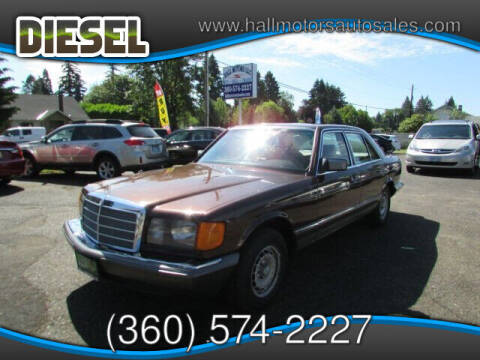 1981 Mercedes-Benz 300-Class for sale at Hall Motors LLC in Vancouver WA