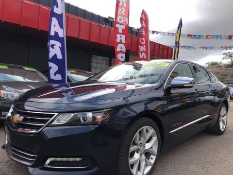 2016 Chevrolet Impala for sale at Duke City Auto LLC in Gallup NM