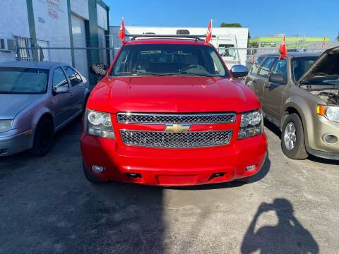 2009 Chevrolet Avalanche for sale at Dream Cars 4 U in Hollywood FL