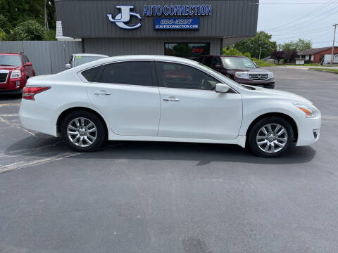 2014 Nissan Altima for sale at JC AUTO CONNECTION LLC in Jefferson City MO