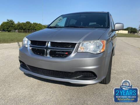 2014 Dodge Grand Caravan for sale at Destin Motors in Plano TX