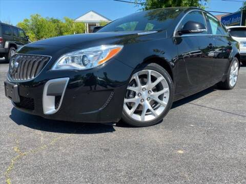 2017 Buick Regal for sale at iDeal Auto in Raleigh NC