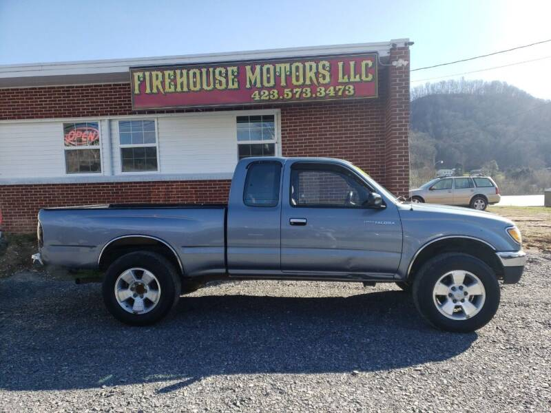 1997 Toyota Tacoma for sale at Firehouse Motors LLC in Bristol TN