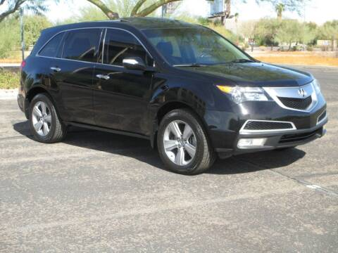 2013 Acura MDX for sale at COPPER STATE MOTORSPORTS in Phoenix AZ