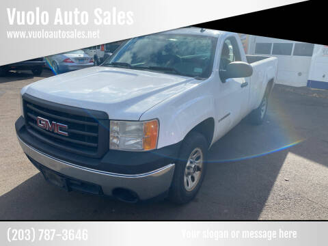 2007 GMC Sierra 1500 for sale at Vuolo Auto Sales in North Haven CT