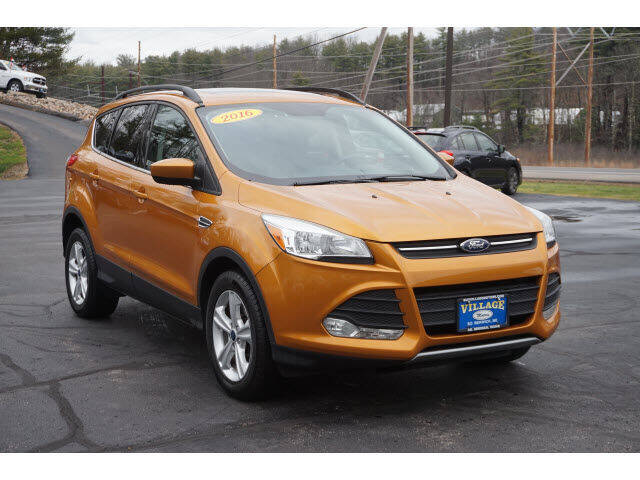 2016 Ford Escape for sale at VILLAGE MOTORS in South Berwick ME