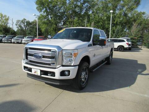 2013 Ford F-250 Super Duty for sale at Aztec Motors in Des Moines IA