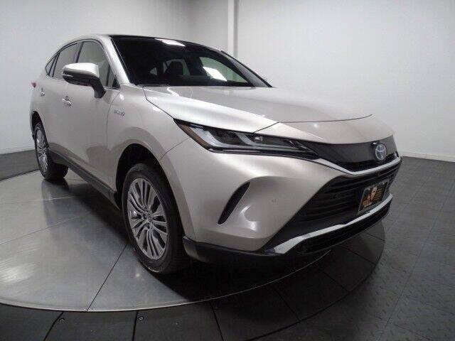 2021 Toyota Venza for sale in Hillside, NJ